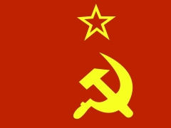 ussr hammer sickle
