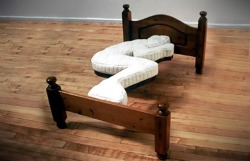 Fetal-Position-Bed